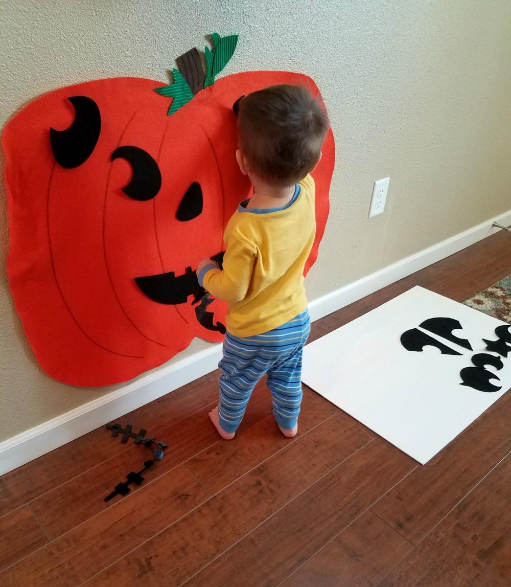 Felt Pumpkin 7